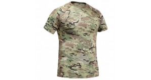 "Russian tactical anatomical T-shirt ""GYURZA"" – multicam"