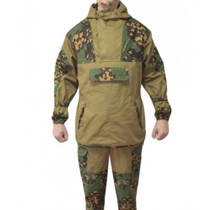 Gorka 4 FROG camo Russian Army modern tactical uniform Partizan