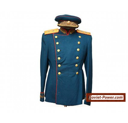 Soviet AUTHENTIC PARADE uniform of Lieutenant-General MADE IN 1945