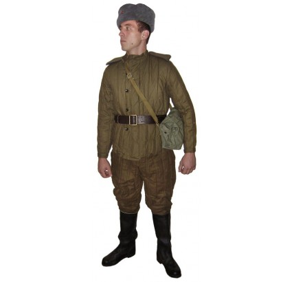 Red Guards USSR soldier military uniform