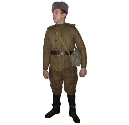 Rotgardisten UdSSR Soldat Militäruniform