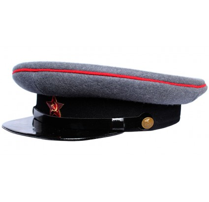 Soviet Army tank force parade visor cap