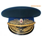Soviétiques Généraux services sécurité russe chapeau pare-soleil KGB