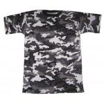 Esercito russo Spetsnaz grigio CAMO T-shirt