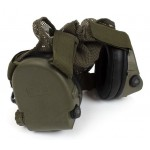 Tactical headphones GSSH-01 6M2 Ratnik helmet Russian military active headset