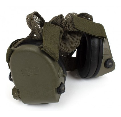 Russian Army tactical headphones GSSH-01 6M2 active headset