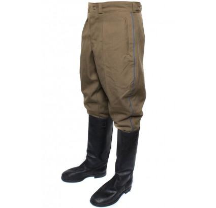 Pantalones de la Seguridad del Estado de Rusia Pantalones Galife Tubería Azul