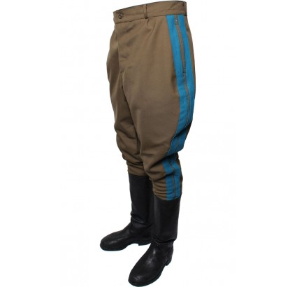 Russian RKKA Air Force General breeches Galife field trousers