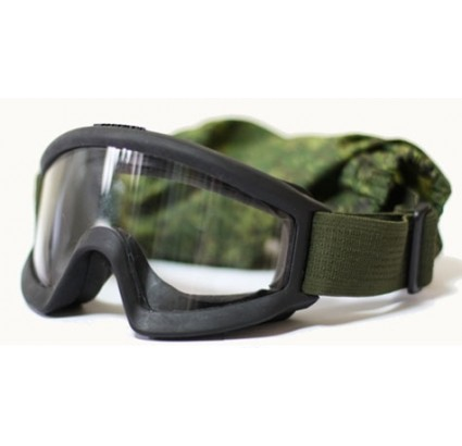 Russian Army airsoft ballistic protective goggles 6B34