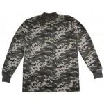 PIXEL Ukraine numérique sweat-shirt chandail de golf de style militaire