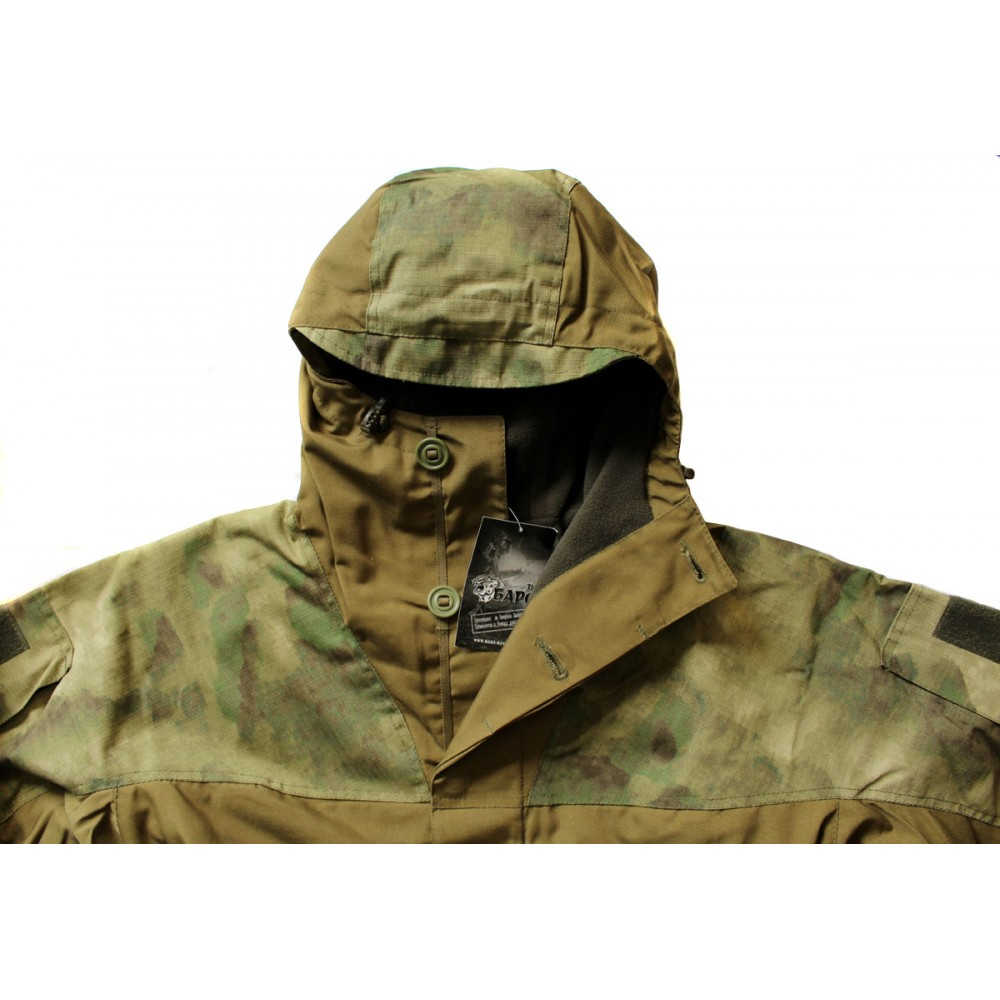 fleece gorka 3 a tacs warm tactical russian modern winter. Black Bedroom Furniture Sets. Home Design Ideas