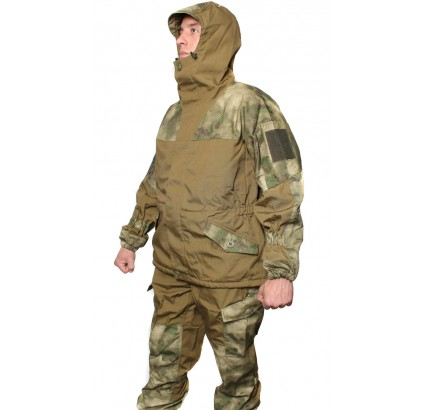 Fleece Gorka 3 A-TACS warm tactical Russian modern winter uniform