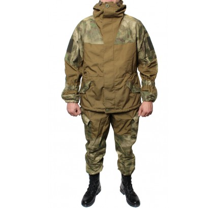 Tactical camo A-TACS Gorka Russian Spetsnaz uniform