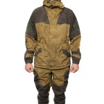 Gorka 3 fleece suit Spectre camouflage tactical uniform Code