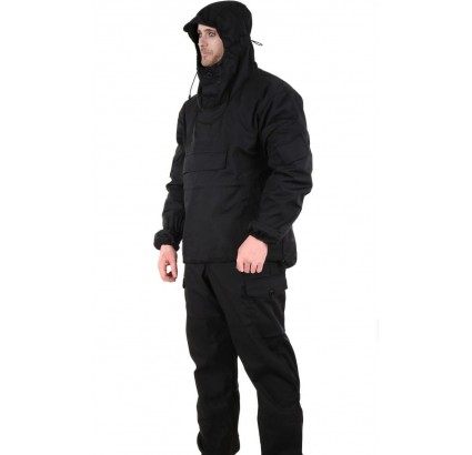 Gorka 4 black Russian special forces airsoft tactical uniform