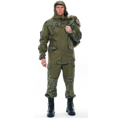 Gorka 3 Russian Federal Border Guards tactical military uniform suit
