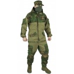 ロシアの迷彩FROGゴルカ3Eスペツナズの制服のスーツ