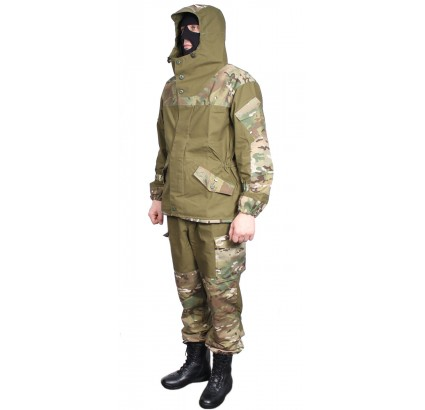 Russian modern Gorka 3 Multicam Mountain suit Spetsnaz uniform BDU
