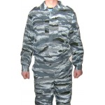 Summer Spetsnaz camo SWAT uniform Gray Reed pattern