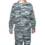 Estate Spetsnaz camo SWAT uniforme modello grigio canna
