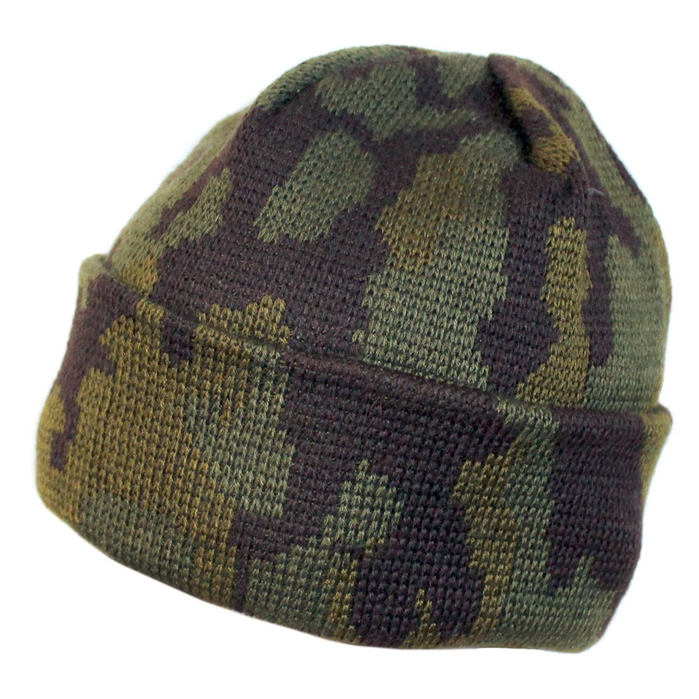 ac7c42db7 Russian Spetsnaz winter Camouflage knitted hat