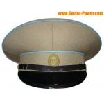 Soviet AVIATION GENERAL VISOR CAP Air Force hat