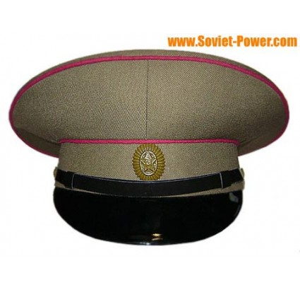 Soviet / Russian ARMY GENERAL Field VISOR CAP