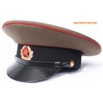 Soviet / Russian Army Sergeant military Visor Hat