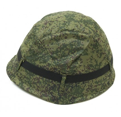 Russian Digital Camo COVER for KASKA Helmet