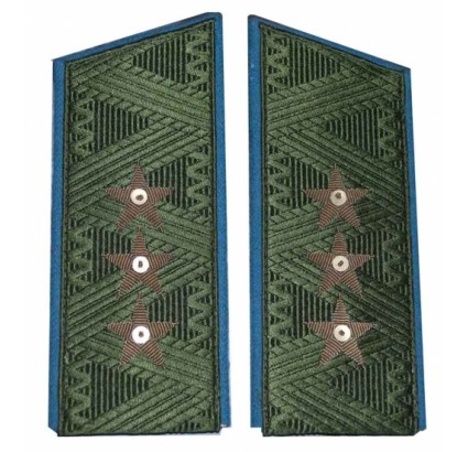 General Soviet uniform VVS shoulder boards USSR epaulets