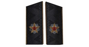 Soviet / Russian ADMIRAL uniform shoulder boards naval epaulets