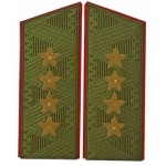 Soviet GENERAL daily shoulder boards Army epaulets