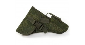Russian army Stechkin pistol hoster APS pixel camo MOLLE
