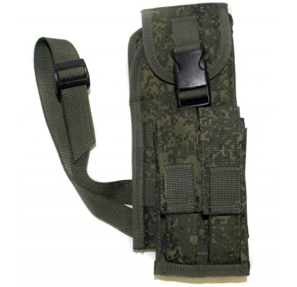 "Adjustable Pistol Holster camo Universal Russian Ratnik kit ""Warrior"""