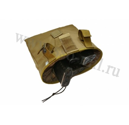 Russian equipment Pouch for the gather of AK magazines SPON SSO airsoft