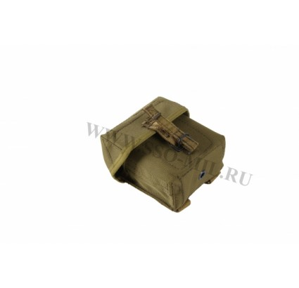 SVD Russian equipment Pouch for two magazines SVD SPON SSO airsoft