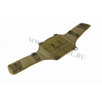 "Russian tactical onlay on belt ""SMERSH""  airsoft equipment SPON SSO"