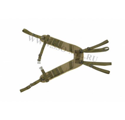 Russian tactical equipment Shoulder straps SMERSH SPON SSO airsoft
