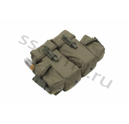 4AK-2RG-2RPS Russian equipment Pouch with silent clasp SPON SSO airsoft