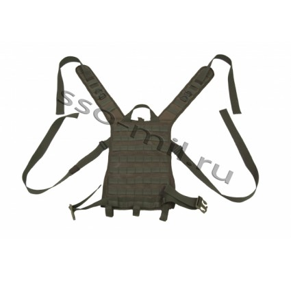 Russian equipment Shoulder straps for drinking system MOLLE SPON SSO airsoft