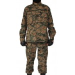 Russische taktische camo ACU Uniform MARPAT digital BARS