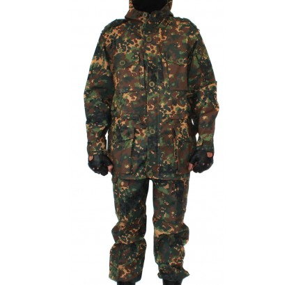 Camo suit SMOK M Russian uniform IZLOM pattern