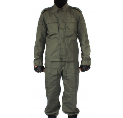 Russian special tactical SKLON uniform OLIVE color BARS