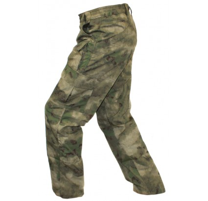 Russian tactical summer pants Rip-stop camo A-TACS trousers BARS
