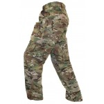 Pantaloni estivi tattico russo rip-stop camo multicam BARS