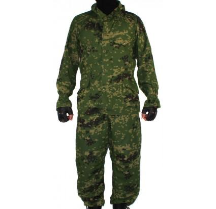 NORDEN Russisch camo Sumrak uniform SEVER Muster