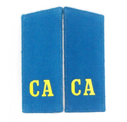 Russian shoulder boards CA Soviet Army Airborne / Air force