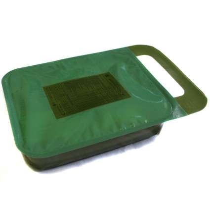 Modern Russian Army MRE food ration pack IRP-3