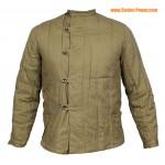 Sovietico speciale giacca militare FUFAIKA della WW2 FELPA Telogreika