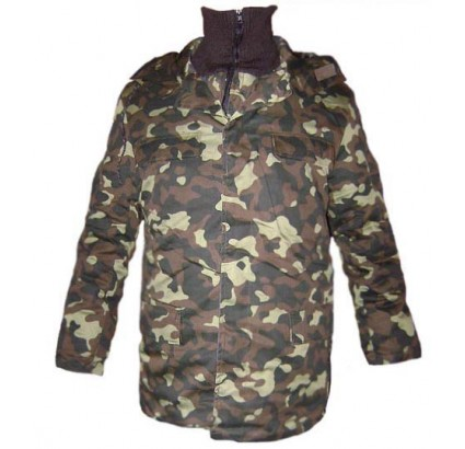 Ukraine Army ATO Officer extra warm CAMO JACKET